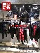 男装服装市场发展迎来新的契机,莱克斯顿服装货架,ALT男装货架