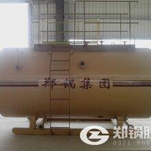 环保型10吨燃油燃气锅炉应用案例