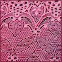 优质弹力蕾丝花边针织锦纶蕾丝面料服装辅料珠海蕾丝厂供应