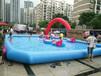 长株潭地区大型刺激充气水池设备低价出租租赁新型充气水池(充气水池刺激充气水池)