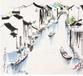 吴冠中油画香港拍卖