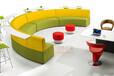 公共休闲沙发商务会客接待沙发现代时尚个性洽谈沙发定制
