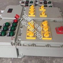西安安BXD污水处理厂防爆排污泵控制箱图片