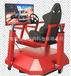斯当特360度5D动感模拟赛车,结合真车所有动作系统让你感觉真实刺激