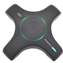 桑达正品大功率360度收音公司会议全向麦克风/回音消除品质