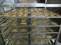 河南烤鸡烟熏炉,肉制品蒸熏设备图片