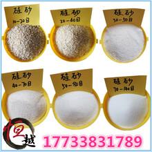 硅砂和石英砂的区别硅微粉和石英粉的区别