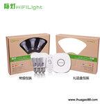 嗨灯智能球泡灯套装Zigbee网关+灯具遥控器APP控制led七彩调光