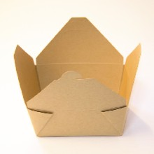 一次性环保打包盒