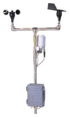 WE800气象监测记录器