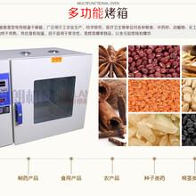 广州五谷烘箱批发不锈钢内胆烤箱厂家图片