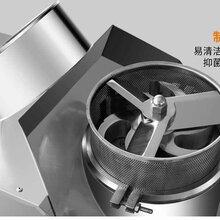 广州旭朗不锈钢板蓝根冲剂制粒机设备供应