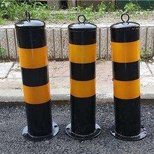 警示柱批发开封道路安全警示栏杆防撞反光柱工厂现货生产图片