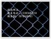 厂家供应菱形护栏勾花网包塑铁丝球场勾花网厂家直销体育场勾花网