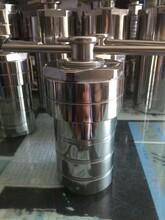 台湾25ml水热釜郑州乾正仪器设备有限公司水热合成反应釜配件安全可靠图片