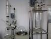 拉萨双层玻璃反应釜100L实验室用双层玻璃反应釜高硼硅3.3一级品