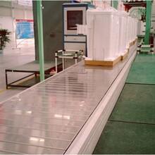 供应上海立奋直线链板输送机