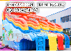 建水上乐园找天蕊游乐厂家多种款式充气水滑梯支架游泳池等各种漂浮物玩具