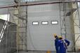 湖北工业提升门厂家-工业提升门价格-襄阳理想门业