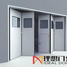 工业折叠门-折叠门厂家图片