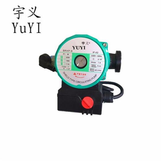 自来水家用静音增压泵暖气循环管道水泵