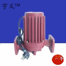 供应台州屏蔽泵DR屏蔽式循环泵750w圆法兰静音屏蔽泵厂家直销图片