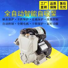 销售安徽淮北300W自吸泵,220V自吸泵,日井款智能全自动增压泵图片