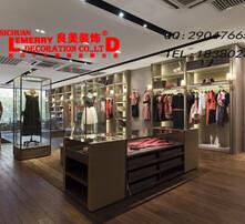 店面装修,专业女装店装修,品牌女装店设计,场所装修图片