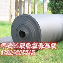 华美橡塑-橡塑保温板厂家-河北华美橡塑玻璃棉制品有限公司图片