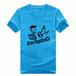 厂家批发男女款全棉t恤印图文化衫活动衫印制广告衫免费设计