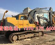 供应一台沃尔沃210二手挖掘机+沃尔沃210二手挖机价格图片