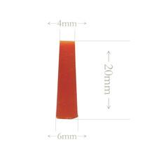厂家直销耐高温硅胶塞子螺孔堵头天然橡胶环保孔塞图片