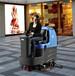 容恩R125BT85驾驶式洗地机全自动电瓶式洗地车超市车库大型工厂