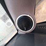 东风风行百乐汇汽车音响改装美国AltecLansing和德国HELIX图片