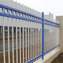 锌钢护栏网组成部分