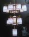 帝辰云石灯饰西班牙云石铜灯中式卧室大厅吊灯