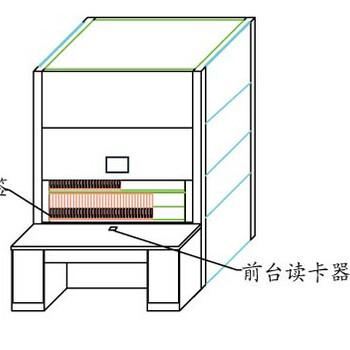 供应plc自动盘库档案柜