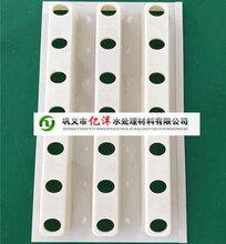 水厂专用ABS滤板尺寸可定做水处理整体浇筑式滤板报价图片