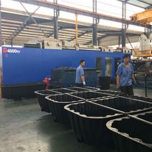 山东三格式塑料化粪池生产厂家图片