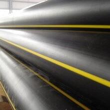 国标PE然气管材厂家特价20-630mm图片