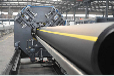 山西PE然气管材20-630mm
