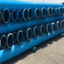 PVC-UH水管20-800mm產品優勢PVC-UH排水管規格齊全圖片