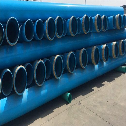 PVC-UH水管20-800mm產品優勢PVC-UH排水管規格