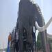 商業樓盤項目宣傳機械大象展示租賃巡游機械大象出租