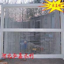 水电站拦污栅设计专家河北弘鑫水利图片
