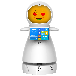 早教机器人小雪、身高1.2、智能对话