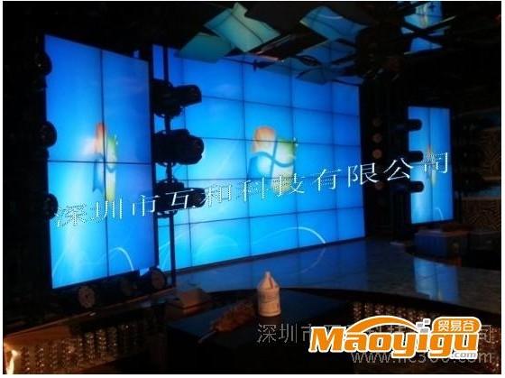 电视台墙_广播电视台高清LED显示屏背景墙中祥品牌【