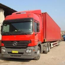 黄岛港集装箱拖车