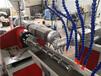 65/25山東PVC纏繞管生產線設備