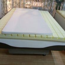 定制慢回弹海绵床垫聚氨酯行业垫子代工出口图片